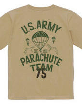 ARMY & parachute & numbe