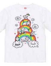 Rainbow & the animals-don t