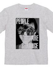 people are atrange