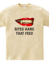 bites hand that feed