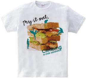 Climbing c-sandwich