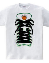 Basketball shoes! -black-