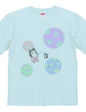 Bubble dot