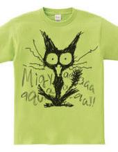 Screaming Cat!