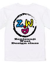 Z.W.D Tシャツ