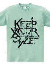 Keep your style!