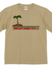 SPROUT FUNNY POT