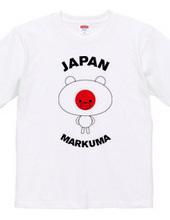 JAPAN 日本 マークマ〜国旗スタイル〜