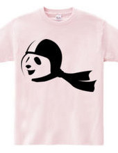PANDA FACE (hero helmet)