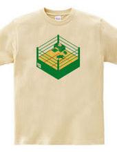 a four-and-a-half-mat (green)