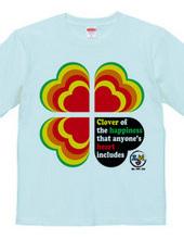 Four-leaf clover in mind