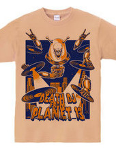 Death DJ from Planet13 / Orange