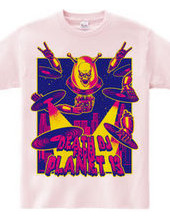 Death DJ from Planet13 / Pink