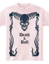 Death & Roll BLUE