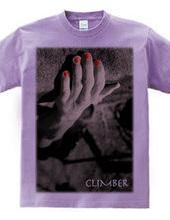 climber hand
