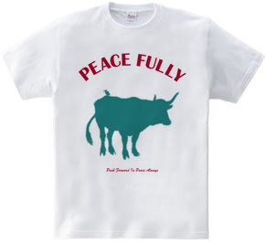 cowPEACEFULLY