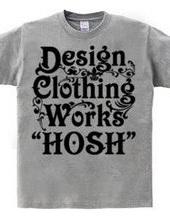 """""""HOSH"""" logo t-shirt"""