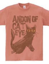 Andon of Cat Eye