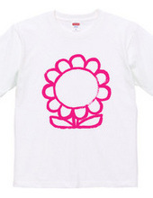 Flowers bloom t-shirt