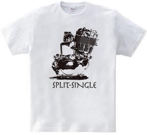 Split-single