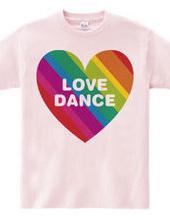 LOVE DANCE 2 (colorful)