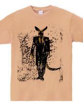 Kangaroo [black &brown]