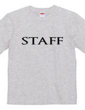 スタッフ用Tシャツ All for one.
