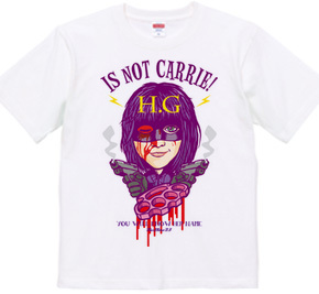 IS NOT CARRIE!