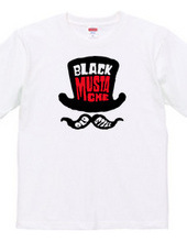 Top hat and moustache