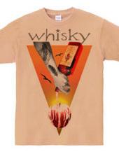 ウイスキー&サンセットアップル