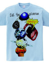 Eat the universe!