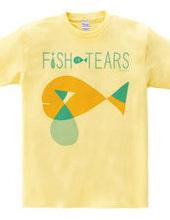 FISH in TEARS (logo in English)