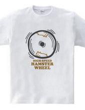 HIGH-SPEED HAMSTER WHEEL