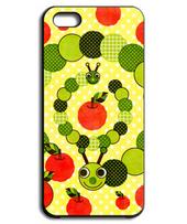 芋虫と林檎