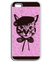 Beret Cat Pink