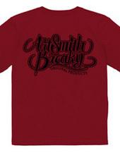 Art Smith Breaky Calligraphy