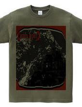 castleTシャツ