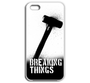 breaking things