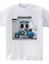 scenery * DESIGN/ B_ in which VESPA is -