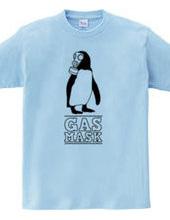 ガスマスクペンギン