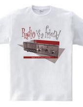Vintage GOODS  radio series Radio is a f
