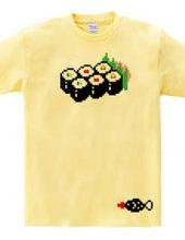 thin sushi roll