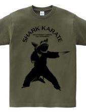 The strongest karate shark shark karate