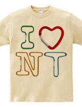 I love new T-shirts