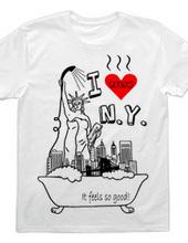 I LOVE 入浴(NY)