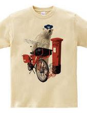 The postman of the polar bear