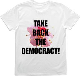 TAKE BACK THE DEMOCRACY!