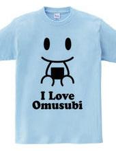 I Love Omusubi (K)
