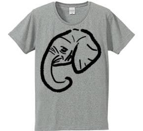 Tシャツ/ elephant