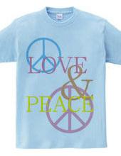 LOVE &PEACE